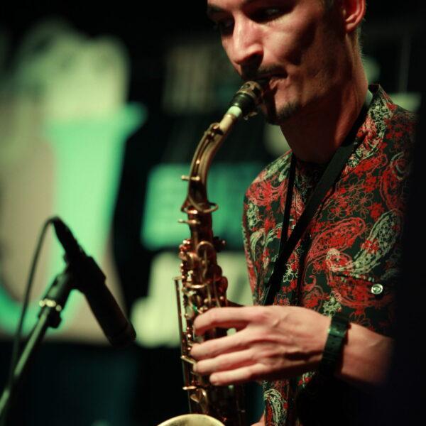 Grgur Savic Saxophone
